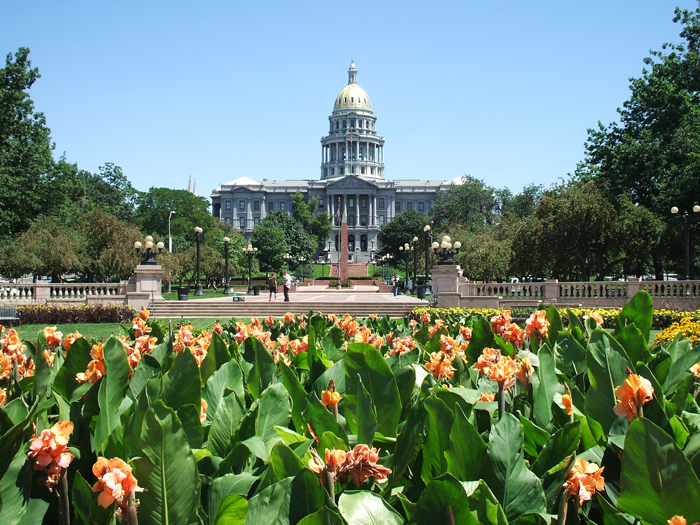 Denver opisanie dostoprimechatelnosti - Города США: Денвер (штат Колорадо)