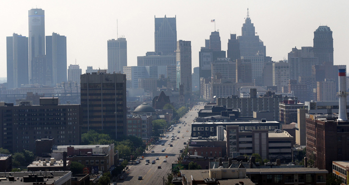 Detrojt segodnya - Детройт: история возникновения и развитие