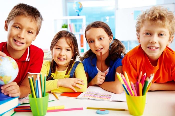 Detskie sady v Amerike - Детские сады в Америке
