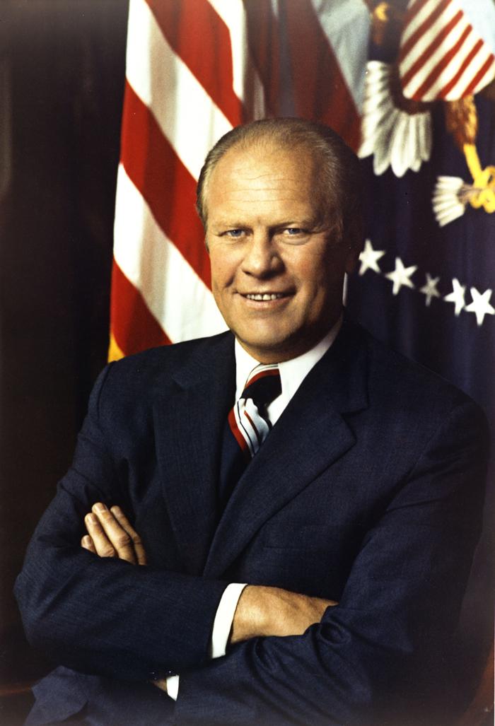 Dzherald Ford - Джимми Картер - 39-й президент США