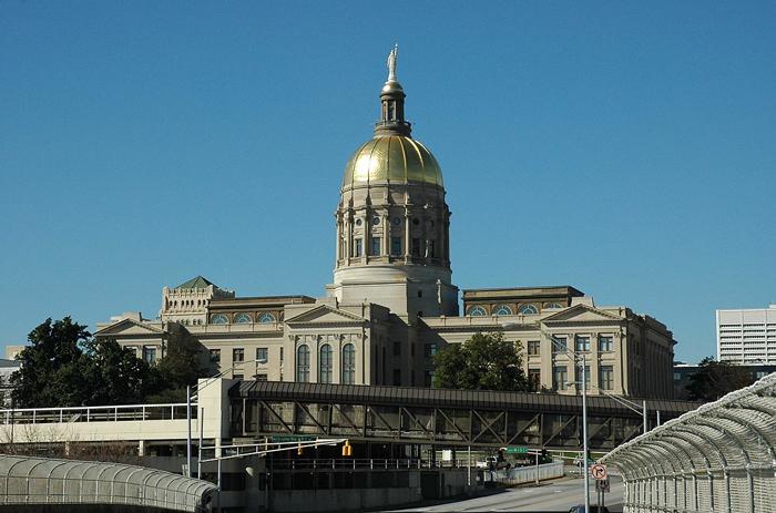Капитолий штата Джорджия