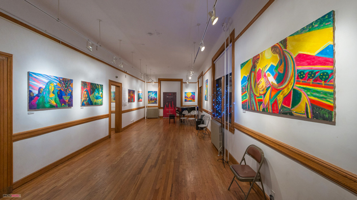 Muzej russkogo iskusstva - Джерси-Сити, Нью-Джерси, США