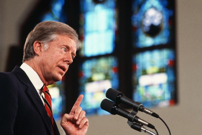 Pokushenie na zhizn prezidenta - Джимми Картер - 39-й президент США