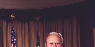 Президент Джеральд Форд