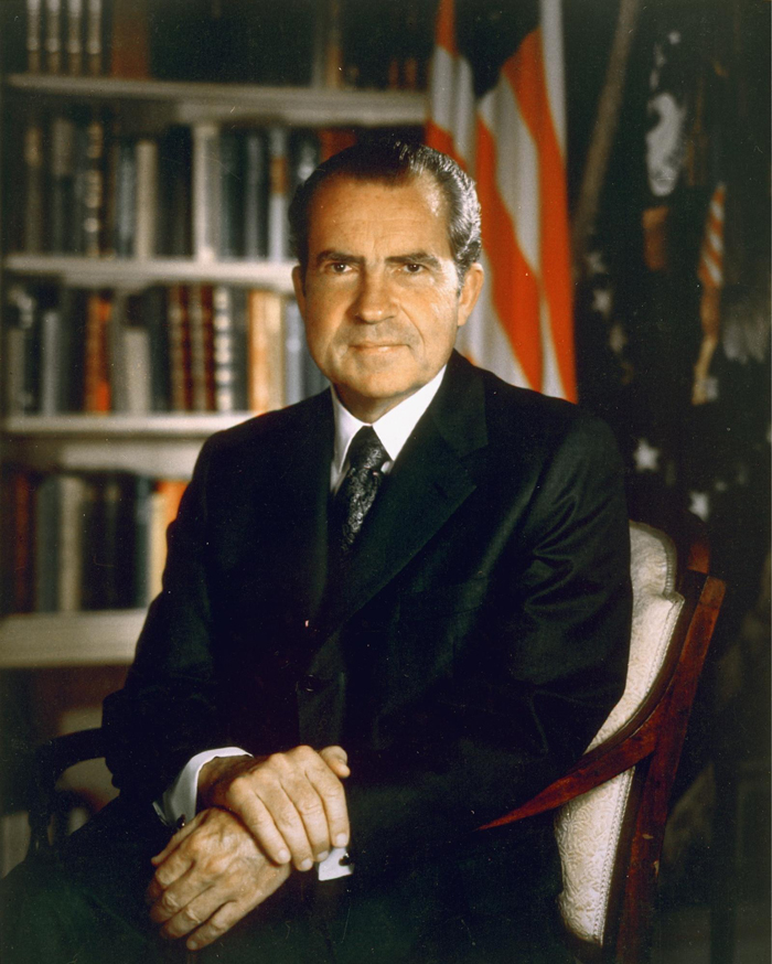 Richard Milhauz Nikson - Джимми Картер - 39-й президент США