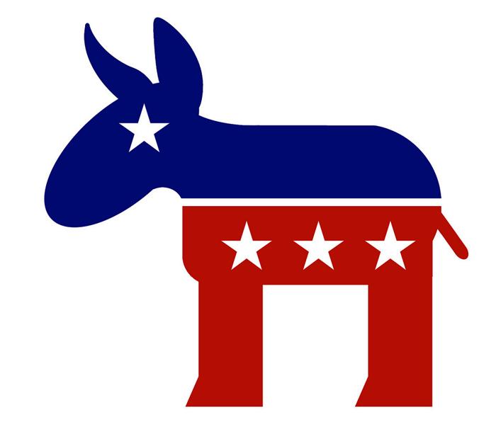 Символом демократической партии