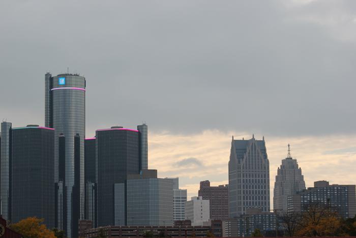 Tumannoe budushhee - Детройт: история возникновения и развитие
