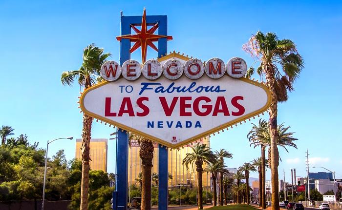 Dobro pozhalovat v skazochnyj Las Vegas - Достопримечательности США
