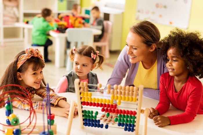 Дошкольное образование в Австралии