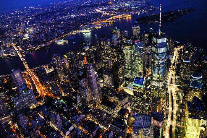 Dostoprimechatelnosti Nyu Jorka - Достопримечательности Нью-Йорка