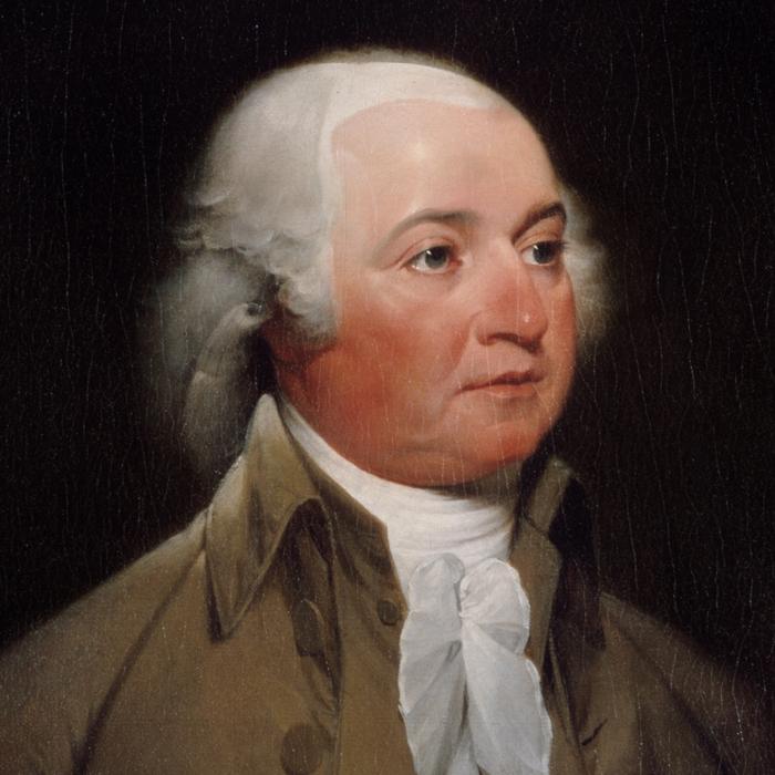 Dzhon Adams - Первый президент США - Джордж Вашингтон