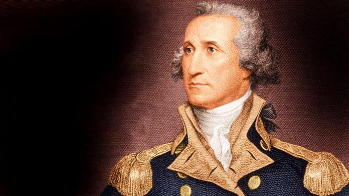 Dzhordzh Vashington - Первый президент США - Джордж Вашингтон
