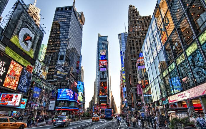 Ekskursii po Nyu Jorku - Достопримечательности Нью-Йорка