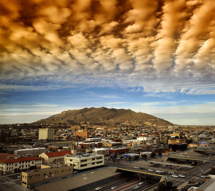 Эль-Пасо - город Солнца