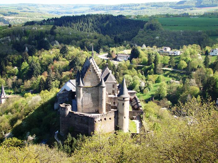 Klimat i naselenie Lyuksemburga - Эмиграция в Люксембург