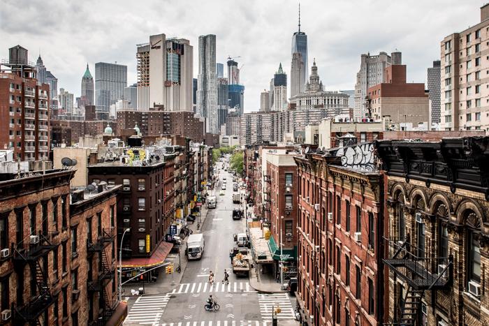 Manhetten - Достопримечательности Нью-Йорка
