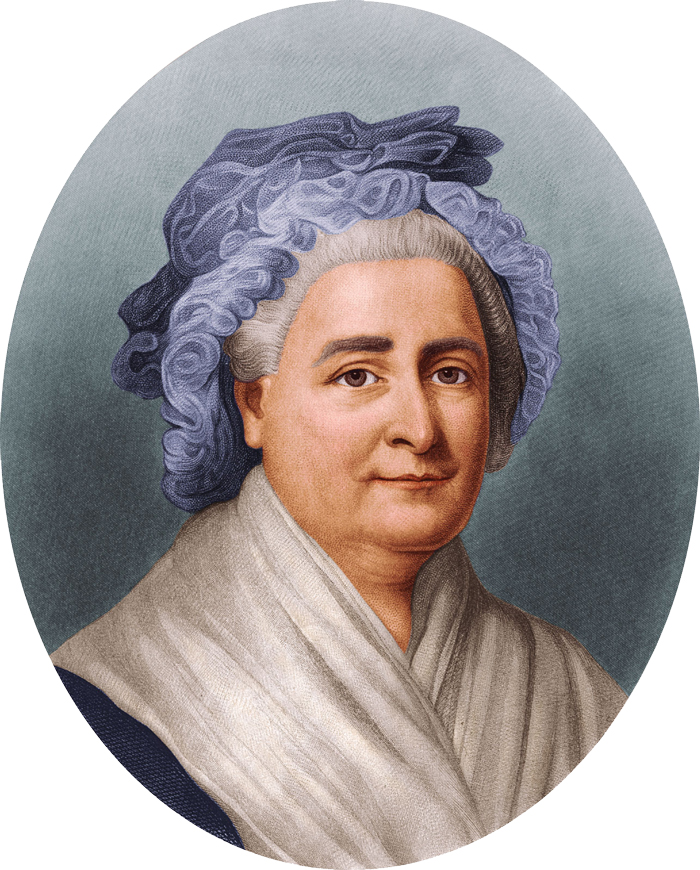 Marta Vashinshton Kastis - Первый президент США - Джордж Вашингтон