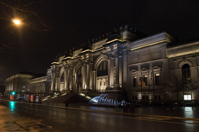 Muzej Metropoliten - Достопримечательности Нью-Йорка