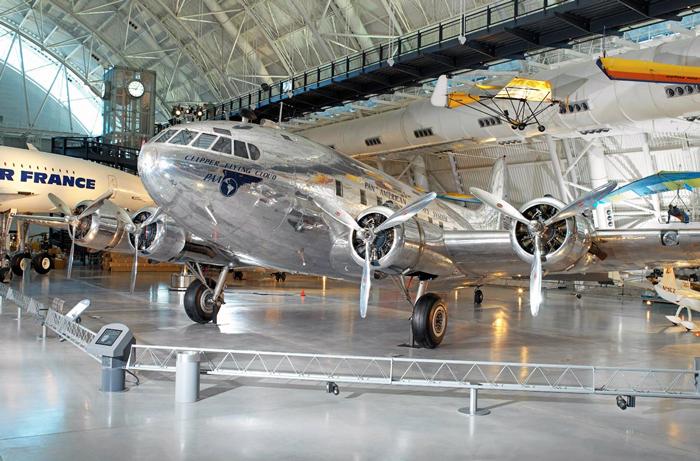 Natsionalnyj muzej aviatsii i kosmonavtiki v SSHA - Достопримечательности США