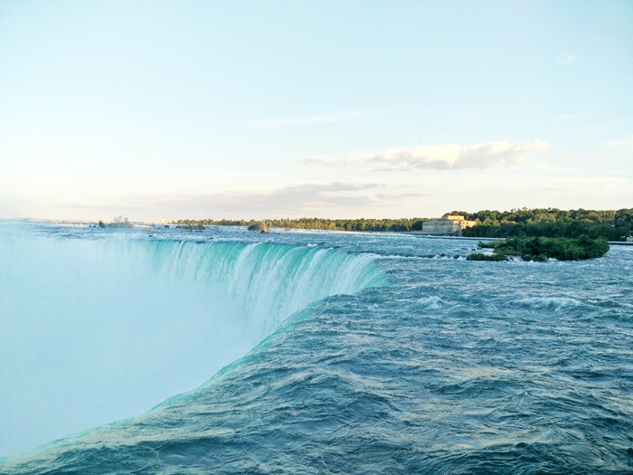 Niagarskij vodopad - Достопримечательности США
