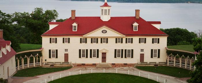 Osobnyak Maunt Vernon - Первый президент США - Джордж Вашингтон