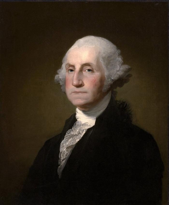 Prezident D.Vashington - Первый президент США - Джордж Вашингтон