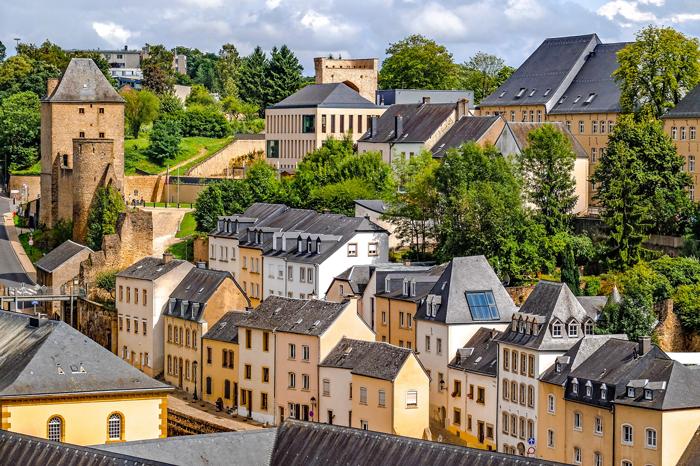 ZHile v Lyuksemberge - Эмиграция в Люксембург