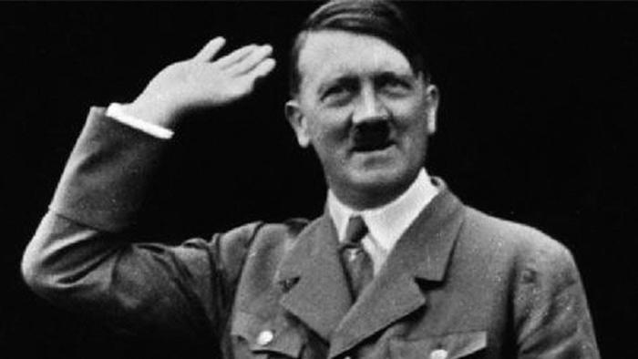 Adolf Gitler - Франклин Делано Рузвельт — 32-й президент США