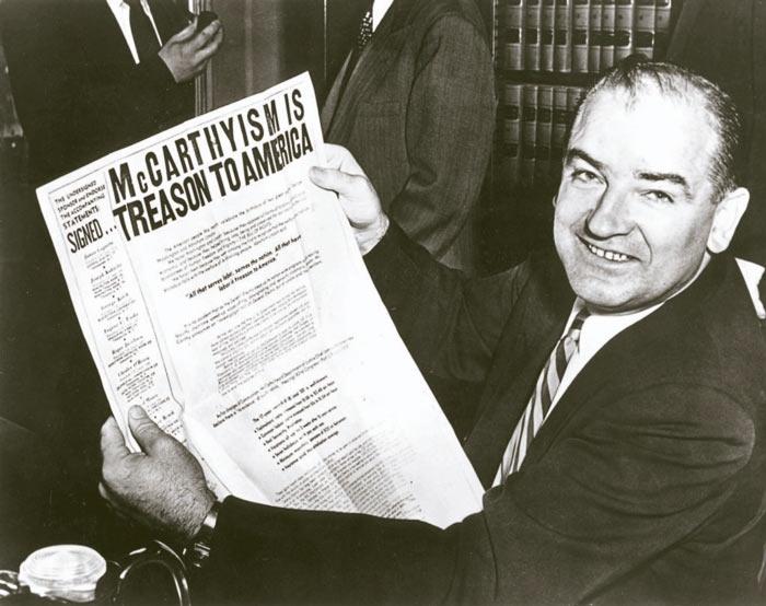 Dzhozef Makkarti - Гарри Трумэн - 33 президент США