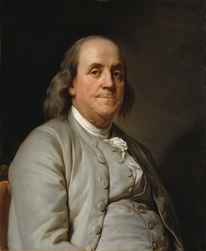Franklin - Бенджамин Франклин: биография