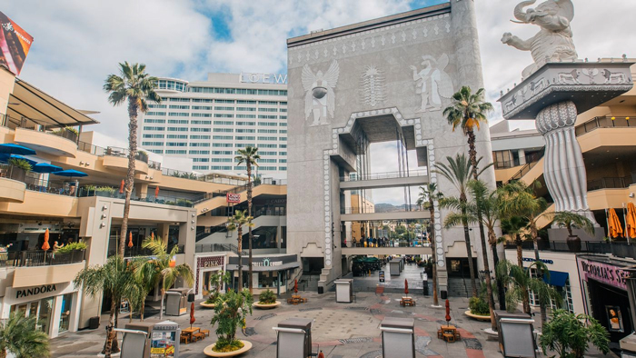 Hollywood and Highland Center - Где находится Голливуд?