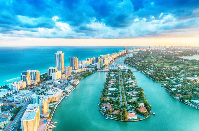 Majami zhemchuzhina yuzhnogo poberezhya - Майами - жемчужина южного побережья Флориды