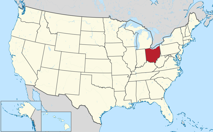 Штат Огайо