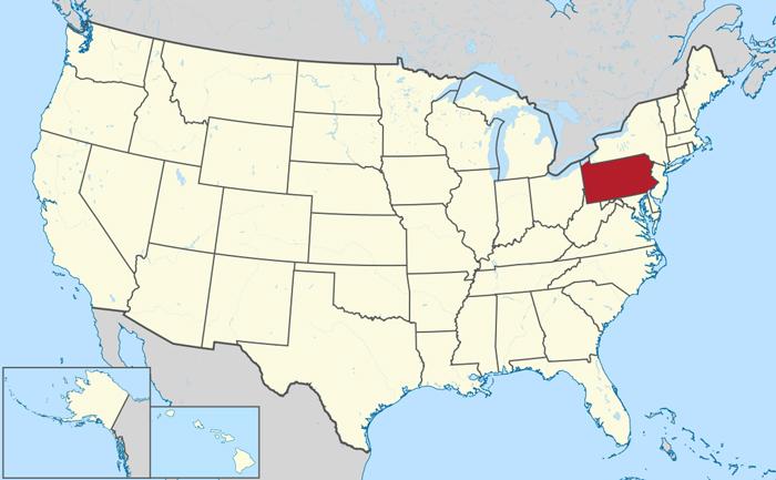 Штат Пенсильвания