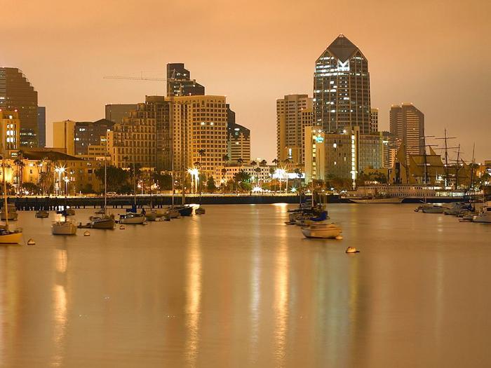 San Diego - Города Калифорнии
