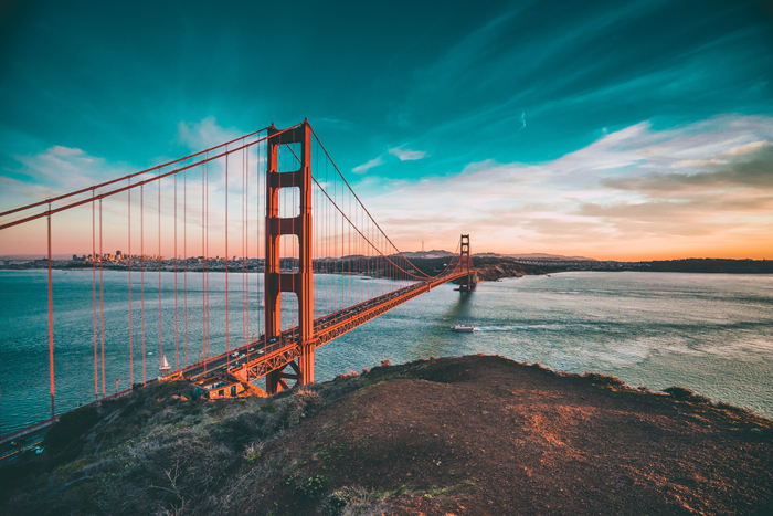 San Frantsisko - Города Калифорнии