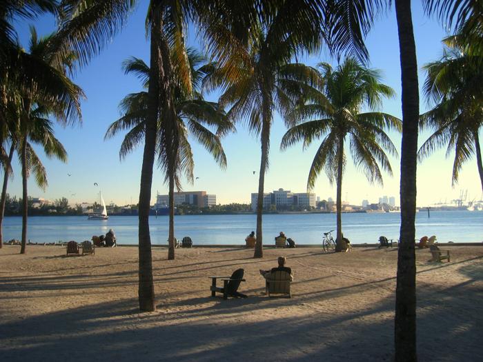 Sezony v Majami - Майами - жемчужина южного побережья Флориды