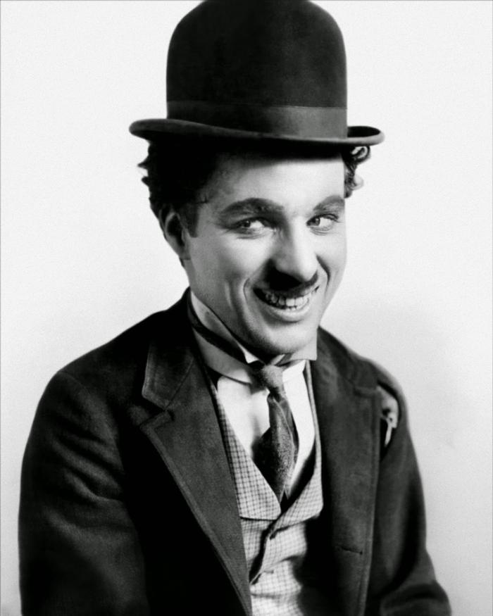 CHarlz Spenser CHaplin - Самые знаменитые американцы