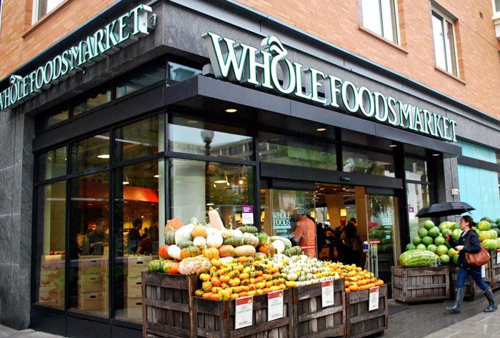 Cet supermarketov Whole Foods Market - Cеть супермаркетов Whole Foods Market