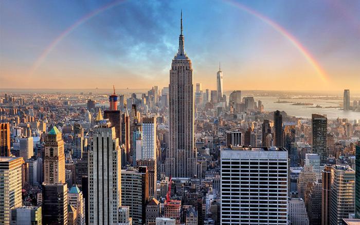 Empire State Building - Интересные факты о Нью-Йорке