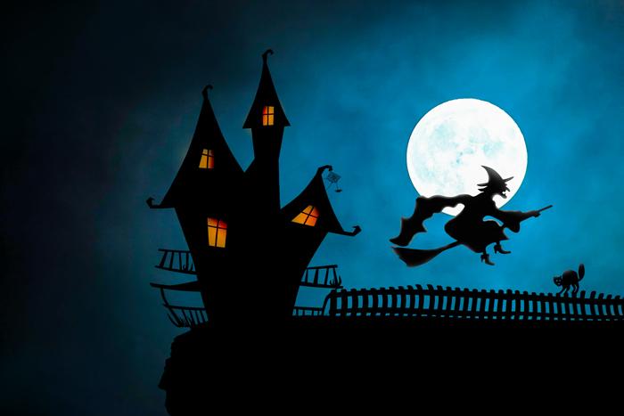 Hellouin v Amerike - Хэллоуин в Америке