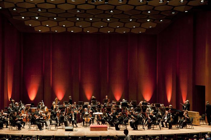 Houston Symphony - Хьюстон – крупнейший город в штате Техас