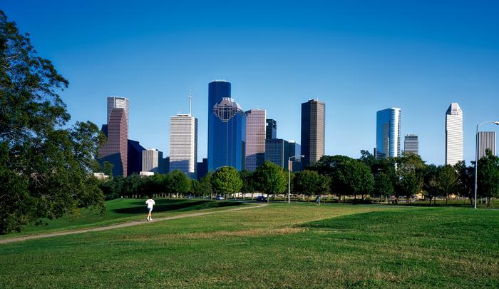 Hyuston krupnejshij gorod v shtate Tehas - Хьюстон – крупнейший город в штате Техас