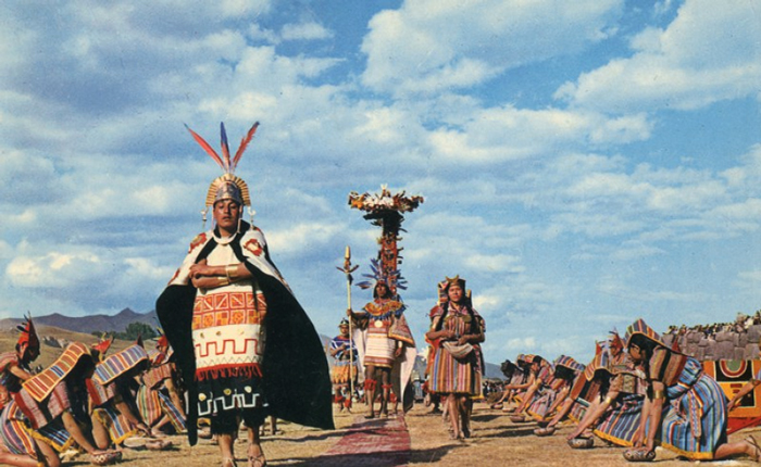 Imperiya Inkov - Индейцы — коренное население Америки