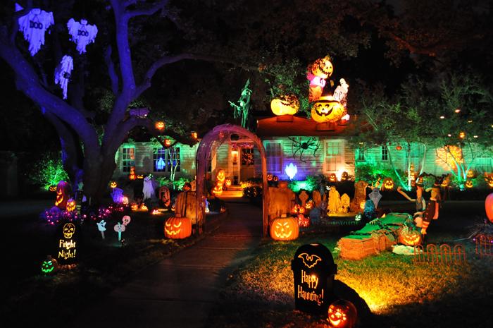 Interesnye fakty - Хэллоуин в Америке
