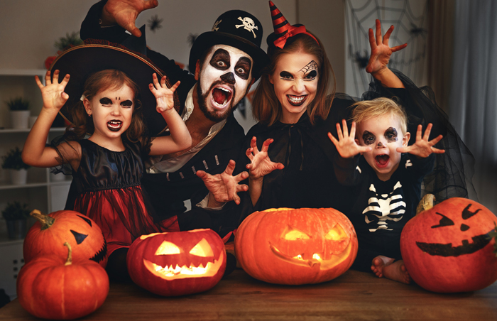 Kak prazdnuyut Hellouin v raznyh gorodah Ameriki - Хэллоуин в Америке