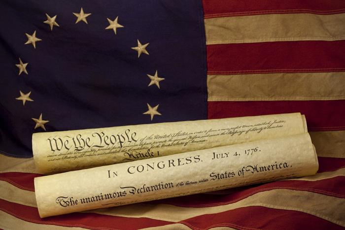 Konstitutsiya SSHA - Краткая история возникновения США