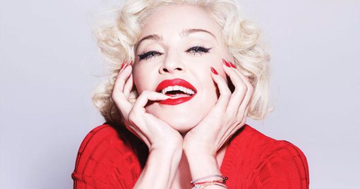 Madonna - Самые знаменитые американцы