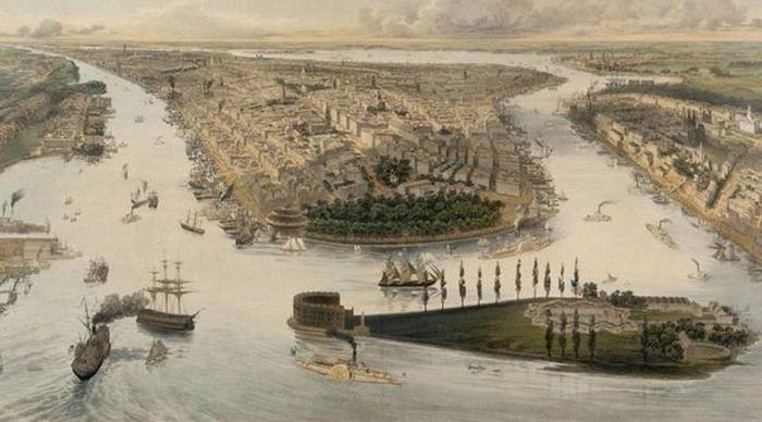 Novyj Amsterdam - История Нью-Йорка: описание, периоды становления, интересные факты