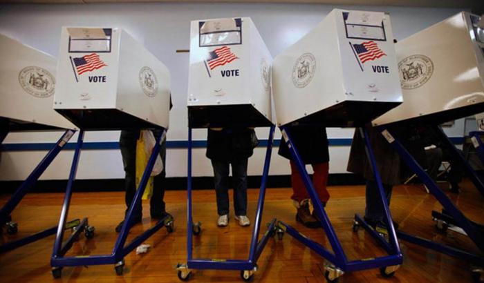 O vremeni provedeniya vyborov v SSHA - Избирательная система США